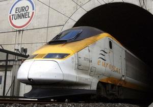 Eurostar утратит монополию на перевозки под Ла-Маншем