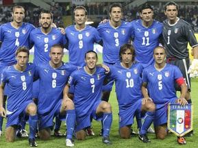 Італійський міністр вважає, що матч Італія-Словаччина буде куплений