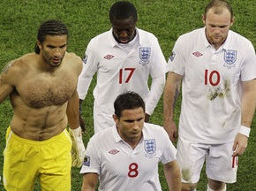 Венгер пророчит Англии выход из группы
