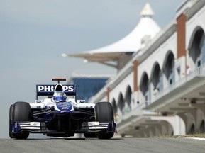 Williams собирается тестировать новые воздуховоды в Валенсии
