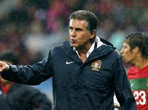 Тренер португальцев: Мы нуждались в такой уверенной победе
