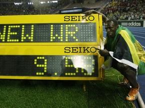 Болт пообіцяв вибігти з дев яти секунд на 100-метрівці