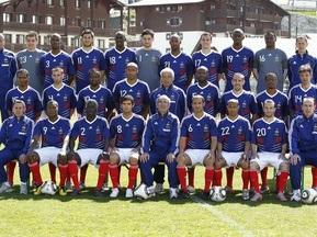 Федерация футбола Франции извинилась за поведение своих игроков