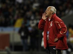 Полузащитник сборной Италии раскритиковал Липпи за эксперименты