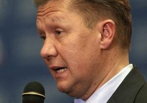 Беларусь предлагает Газпрому погасить долг бартером