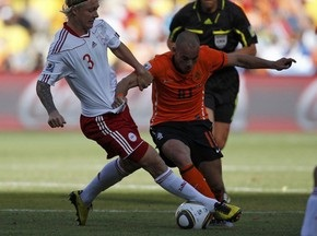 Уэсли Снейдер верит, что Нидерланды дойдут до финала