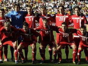 Игрок Динамо дебютировал на ЧМ-2010