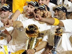 Фотогалерея: Be LA. Лейкерс перемагають Бостон і стають Чемпіонами