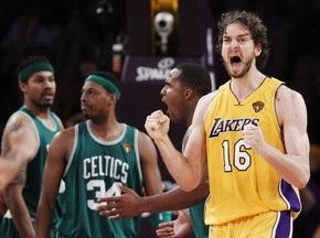 Лейкерс - Чемпіони NBA