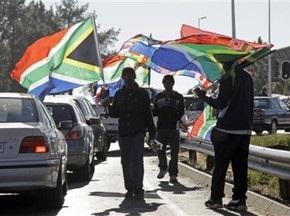 Болельщик из ЮАР погиб, пытаясь отвоевать у семьи право смотреть ЧМ-2010