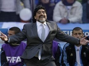 Марадона: Аргентина заслужила эту победу