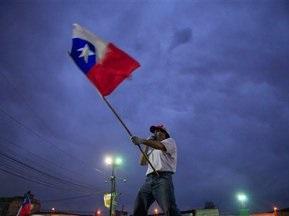 Чилийцы отпраздновали победу своей сборной массовыми беспорядками