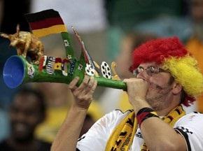 В Германии запретили использовать вувузелы