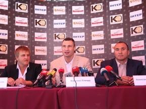 Виталий Кличко: Вскоре Устинов будет отстаивать титул Чемпиона мира