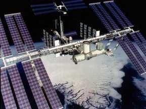 Космонавты следят за Чемпионатом мира