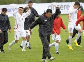 Тренер Північної Кореї збирається грати з бразильцями на перемогу