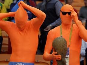 Фотогалерея: Марш оранжистов. Голландия бьет датчан их же оружием