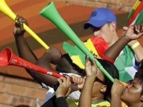Організатори ЧС-2010 не мають наміру забороняти вувузели