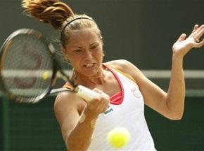 Катерина Бондаренко поднялась на одну строчку в рейтинге WTA
