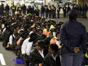 У ПАР демонстрацію робітників розігнали сльозогінним газом