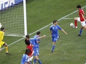 Южная Корея уверенно побеждает Грецию