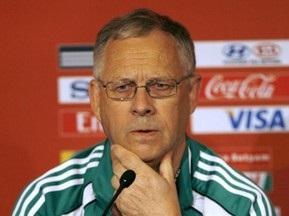 Лагербек: Мы играем против Аргентины, а не против Месси