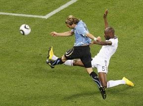 Форлан визнаний кращим гравцем матчу Уругвай - Франція