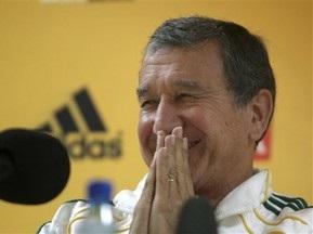 Тренер сборной ЮАР установил рекорд Чемпионатов мира