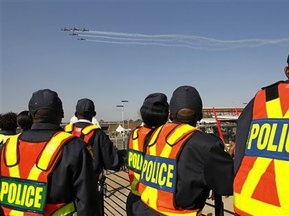 Поліцейські ПАР погрожують оголосити страйк