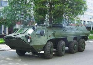Украинское КБ им. Морозова начнет поставки БТР-4 в Ирак в октябре