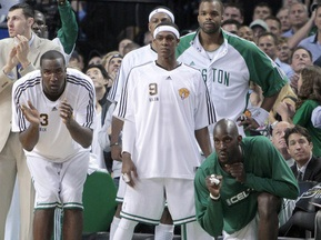 NBA Finals-2010. Селтікс засмучують Лейкерс