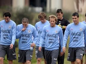Чемпионат мира: Уругвай назвал состав на первый матч с французами