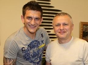 Горан Попов став гравцем Динамо