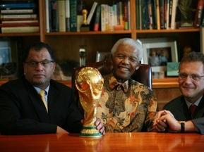 Чемпіонат світу з футболу відвідають голови 24-х держав