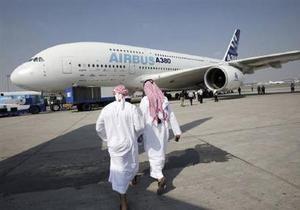 Airbus поставит самолеты компании Emirates на 11 миллиардов долларов