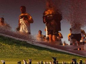 ЧМ-2010: Сборной Австралии приходится тренироваться на школьном стадионе