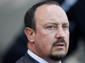 Интер готовится подписать контракт с Бенитесом