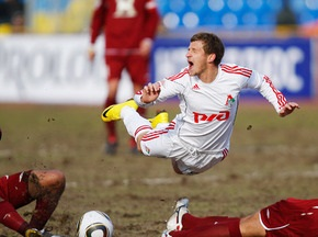 Александр Алиев признан лучшим футболистом СНГ