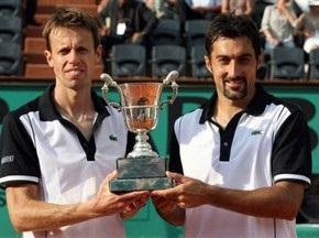 Нестор и Зимоньич выиграли Roland Garros в парном разряде