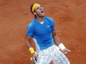 Roland Garros: Надаль стал вторым финалистом