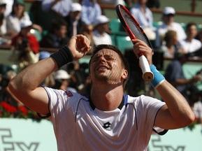 Roland Garros: Содерлинг с трудом выходит в финал