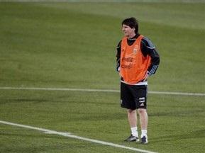 Месси верит в победу Аргентины на ЧМ-2010