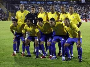 Збірна Бразилії буде найбільш віковою на Чемпіонаті світу