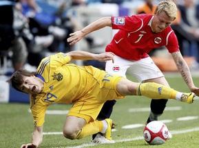 Лідер збірної Норвегії вважає, що у Коноплянки велике майбутнє