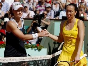 Стосур остановила Янкович на пути в финал Roland Garros