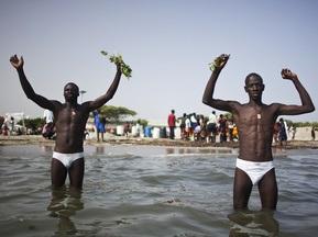 Африканські шамани передбачили результат Чемпіонату світу