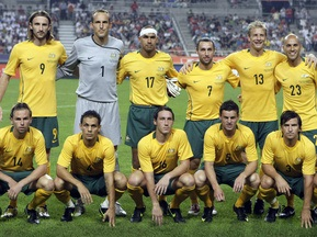 Стал известен состав сборной Австралии на Чемпионат мира