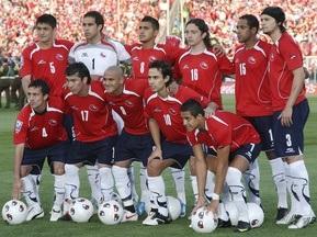 Чилійці оголосили заявку на Чемпіонат світу