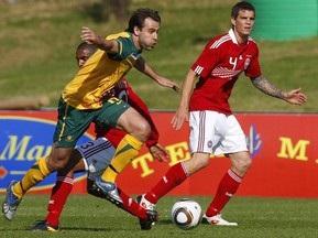 Австралия минимально обыгрывает Данию в товарищеском матче
