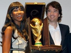 Кубок світу привезуть у ПАР в кейсі від Louis Vuitton